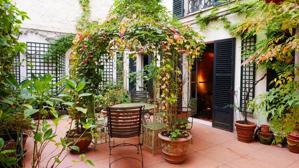 Appartement avec jardin paris for Appartement avec jardin nice